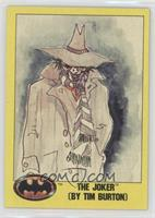 The Joker [By Tim Burton]