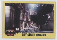 City Street Miniature
