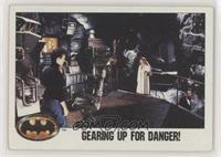 Gearing up for Danger [GoodtoVG‑EX]