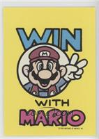 Win with Mario