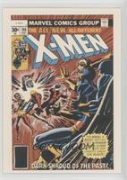 The X-Men #106