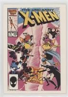 The Uncanny X-Men #208