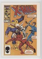 The Uncanny X-Men #215