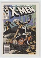 The Uncanny X-Men #216