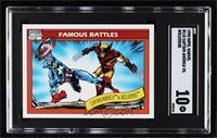 Captain America vs. Wolverine [SGC10GEM]