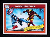 Captain America vs. Wolverine [EXtoNM]