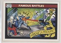 X-Factor vs. Apocalypse