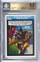 Spider-Man Presents: Wolverine [BGS9.5GEMMINT]
