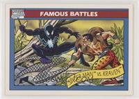 Spider-Man vs. Kraven
