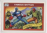 Captain America vs. Red Skull [EX to NM]