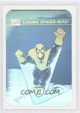 1990 Impel Marvel Comics Super Heroes - Holograms #MH1 - Cosmic Spider-Man