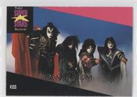 Kiss (Logo on Top Left)
