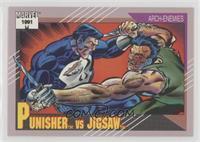 Punisher vs Jigsaw