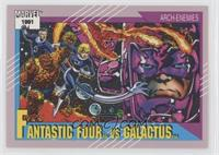 Fantastic Four vs Galactus