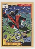 Nightcrawler (1991 Normal Font)