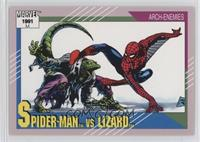 Spider-Man vs Lizard [Noted]