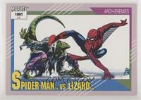 Spider-Man vs Lizard [EX to NM]