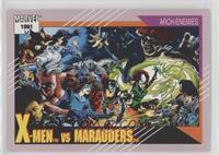 X-Men vs Marauders