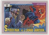 Spider-Man vs J. Jonah Jameson [EX to NM]