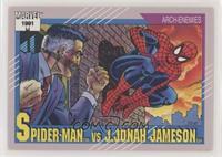 Spider-Man vs J. Jonah Jameson