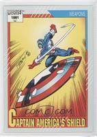 Captain Amercia's Shield