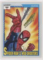 Spider-Man's Web-Shooters
