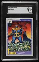 Thanos (1991 BOLD) [SGC9MINT]