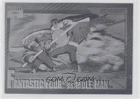 Fantastic Four vs Mole Man