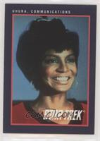 Uhura, Communications