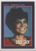 Uhura, Communications [EXtoNM]