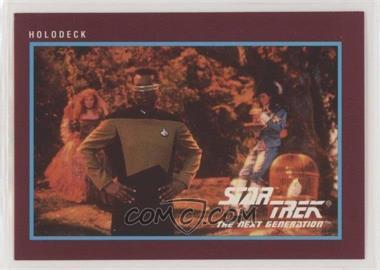 1991 Impel Star Trek 25th Anniversary - [Base] #106 - Holodeck