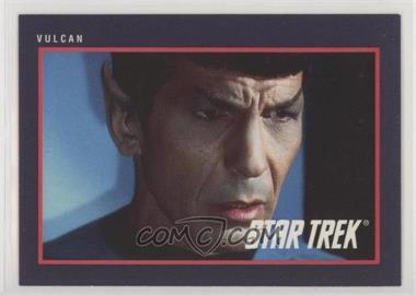 1991 Impel Star Trek 25th Anniversary - [Base] #109 - Vulcan