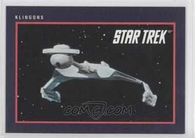 1991 Impel Star Trek 25th Anniversary - [Base] #111 - Klingons