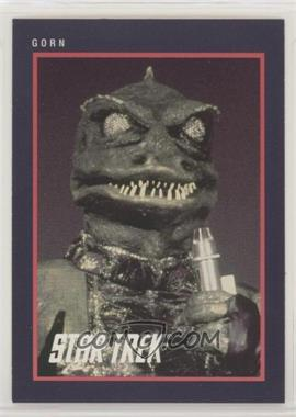 1991 Impel Star Trek 25th Anniversary - [Base] #113 - Gorn