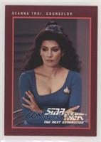 Deanna Troi, Counselor
