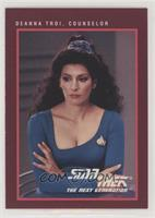 Deanna Troi, Counselor