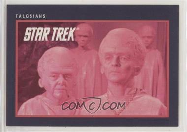 1991 Impel Star Trek 25th Anniversary - [Base] #115 - Talosians