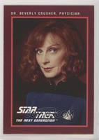Dr. Beverly Crusher, Physician
