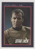 Captain James T. Kirk [Noted]