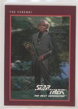 1991 Impel Star Trek 25th Anniversary - [Base] #118 - The Ferengi