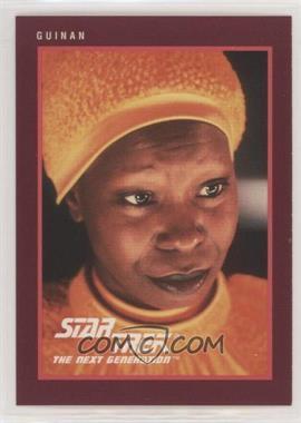 1991 Impel Star Trek 25th Anniversary - [Base] #122 - Guinan