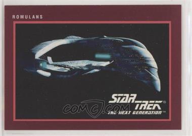 1991 Impel Star Trek 25th Anniversary - [Base] #128 - Romulans