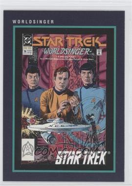 1991 Impel Star Trek 25th Anniversary - [Base] #131 - Worldsinger