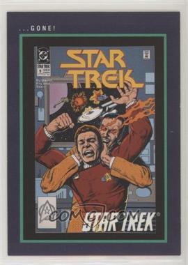 1991 Impel Star Trek 25th Anniversary - [Base] #139 - ...Gone!