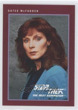 1991 Impel Star Trek 25th Anniversary - [Base] #144 - Gates McFadden