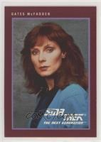 Gates McFadden [EX to NM]