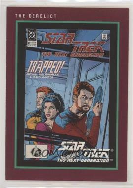 1991 Impel Star Trek 25th Anniversary - [Base] #148 - The Derelict