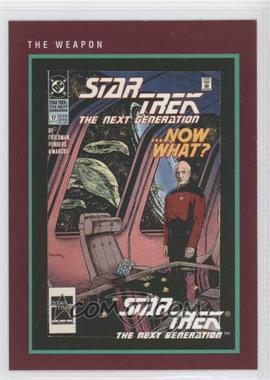 1991 Impel Star Trek 25th Anniversary - [Base] #152 - The Weapon