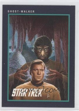 1991 Impel Star Trek 25th Anniversary - [Base] #155 - Ghost-Walker