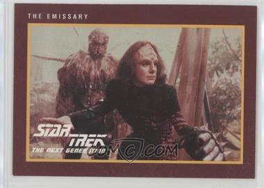 1991 Impel Star Trek 25th Anniversary - [Base] #170 - The Emissary